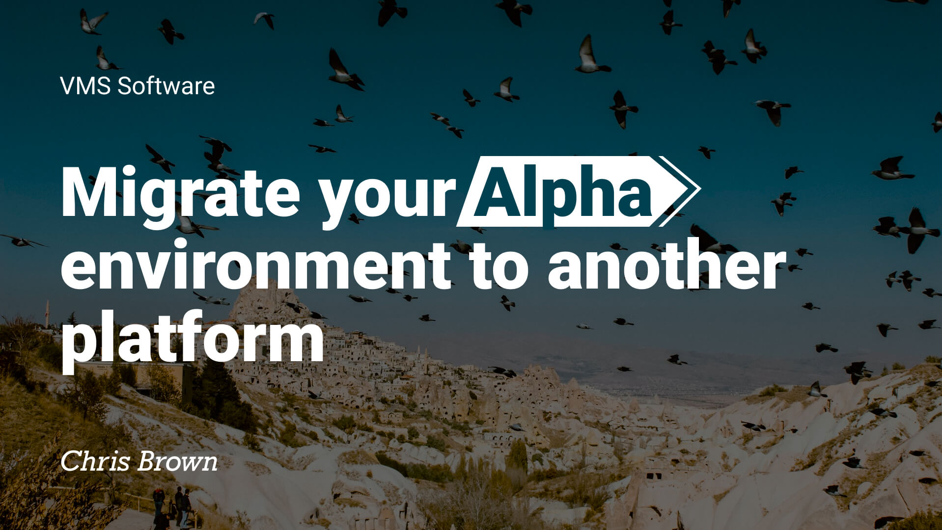 Migrate your Alpha environment to another platform