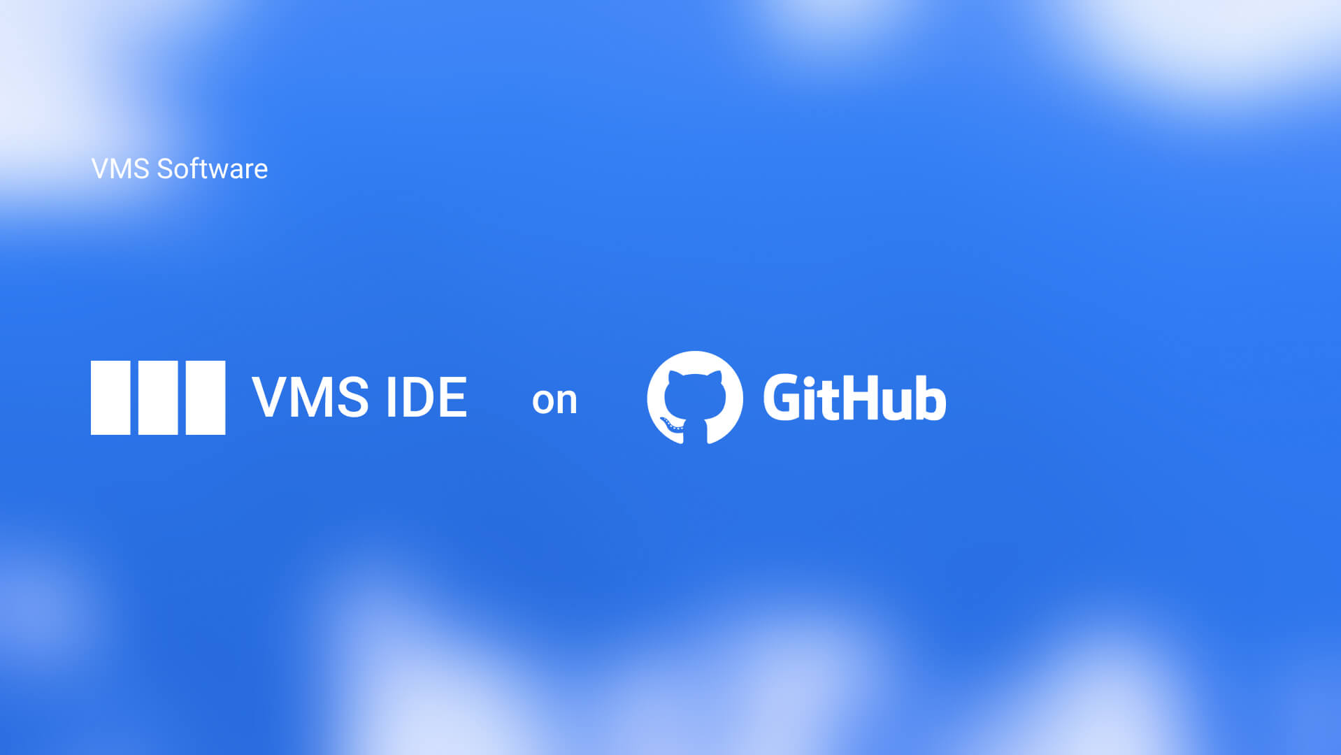 VMS IDE Code Available on Github