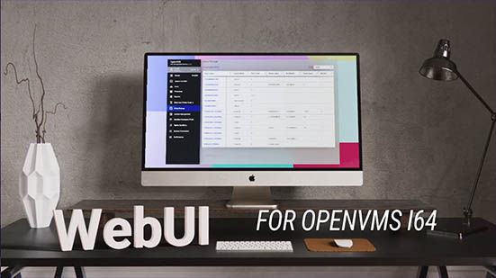 WebUI for OpenVMS